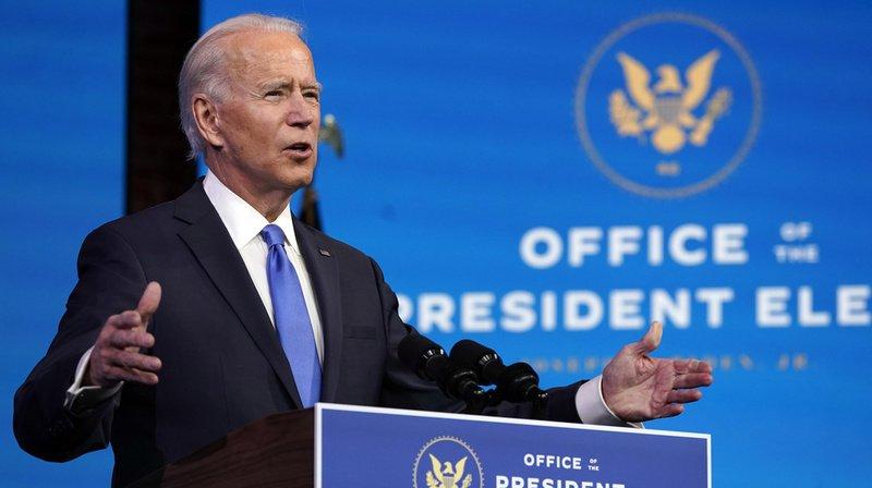 Etats-Unis: le collège électoral confirme la victoire de Joe Biden à la présidentielle