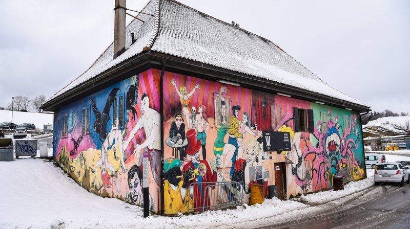 La Chaux-de-Fonds: Bikini Test accueille des résidences artistiques