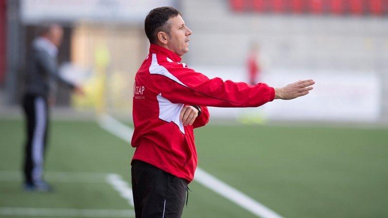 Adrian Ursea remplace Patrick Vieira à Nice
