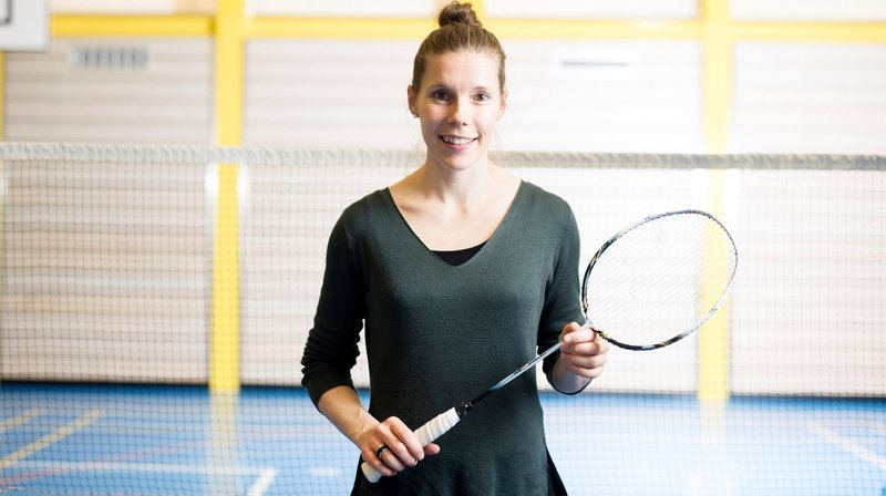 Sabrina Jaquet en lice avec la Suisse
