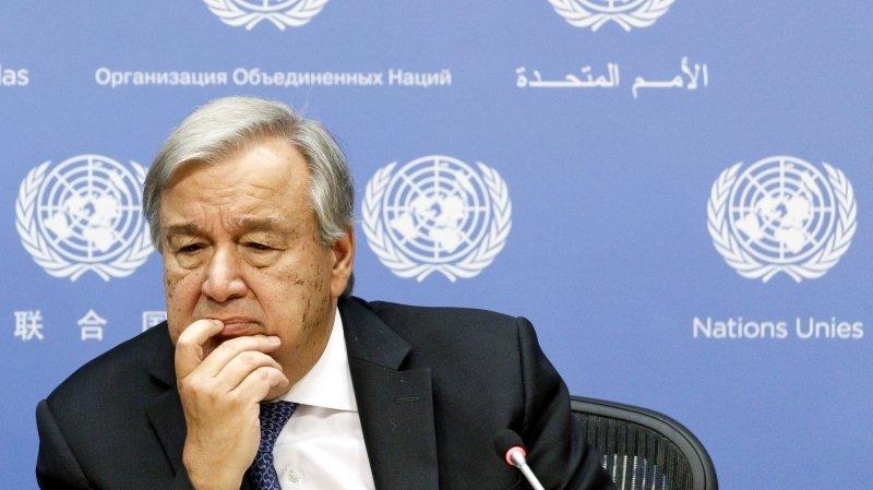 L'ONU s'inquiète pour «ses» soldats tigréens