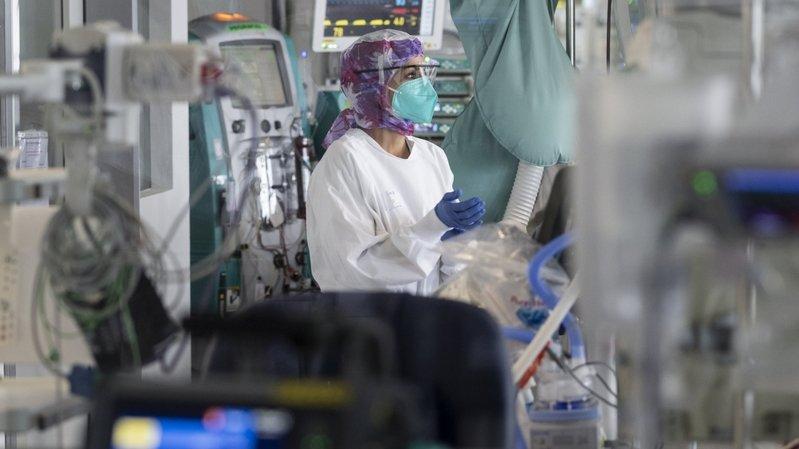 Coronavirus: hôpitaux alémaniques  à la peine
