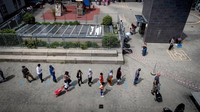 Pauvreté: «des familles n'achètent que du lait et du pain»