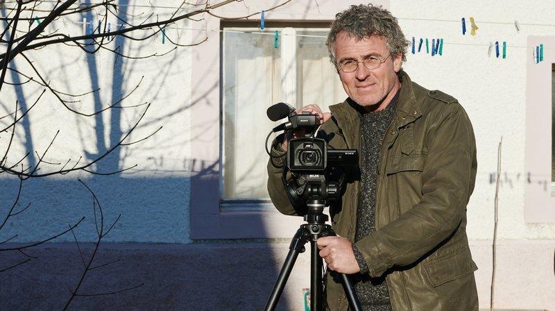 Pour ses soixante ans, le Jurassien Olivier Jeannerat s'offre un documentaire
