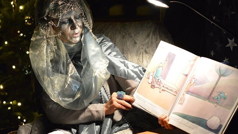 Musée paysan de La Chaux-de-Fonds: la Dame de Noël plus forte que le Covid
