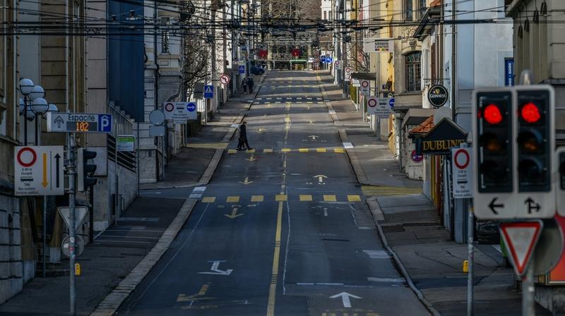 La Chaux-de-Fonds: bientôt des vélos sur la rue du Dr Coullery