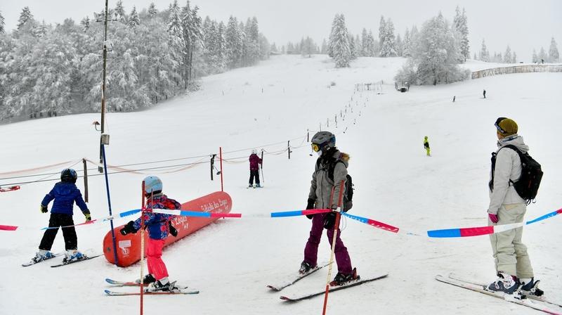 Stations neuchâteloises: «Si on veut continuer à skier, il faut respecter les directives»