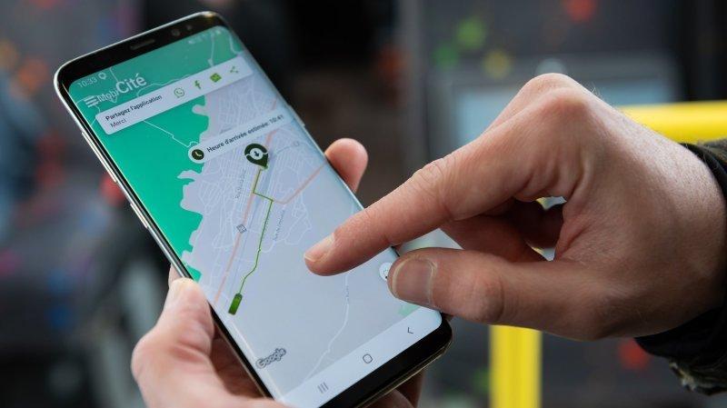TransN lance une application pour MobiCité, son service de bus sur appel dans le Haut