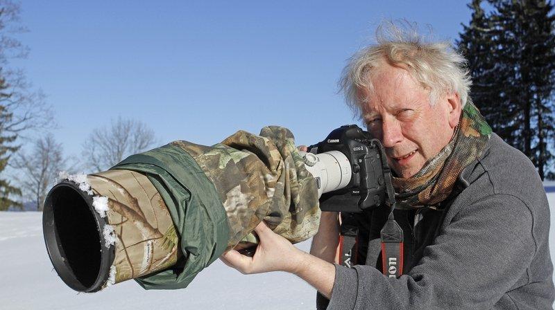 Le photographe animalier Alain Prêtre dans le viseur des chasseurs
