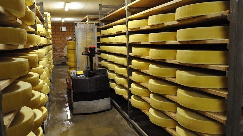 Cambriolage à la fromagerie Les Martel