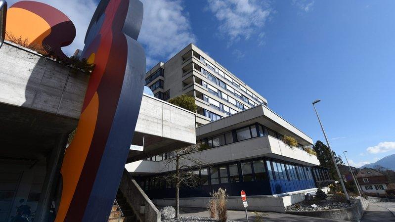 L'hôpital de Moutier procédera à des restructurations