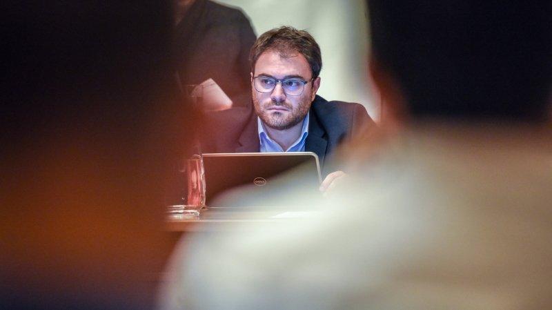Neuchâtel: Fabio Bongiovanni à la tête d'un PLR en ordre de bataille pour les cantonales
