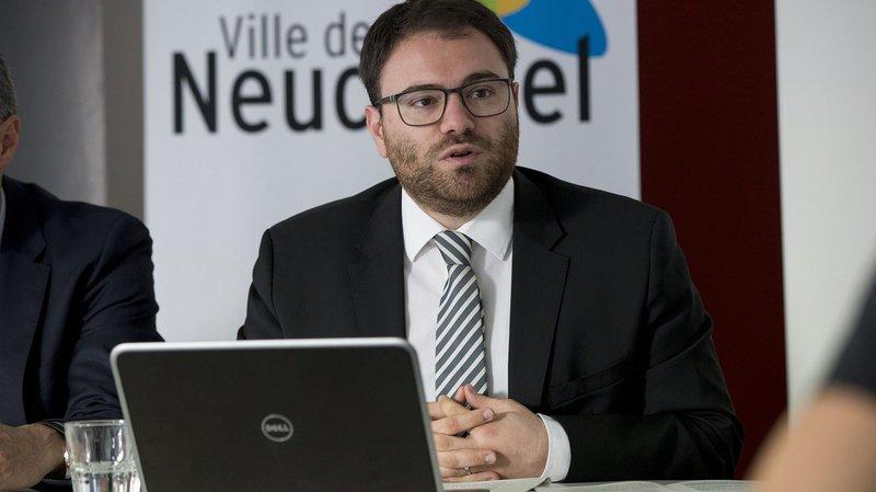 Neuchâtel: le conseiller communal Fabio Bongiovanni rejoindra le Groupe Mutuel en mars2021