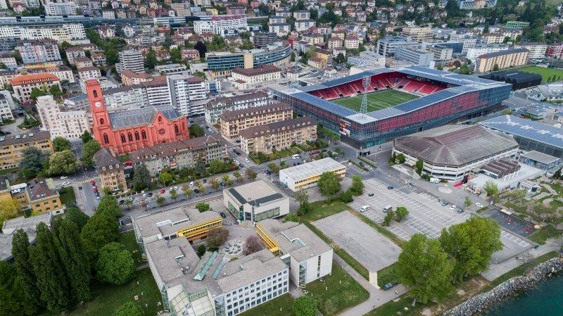 Université de Neuchâtel: un gros crédit d'étude pour deux nouveaux bâtiments