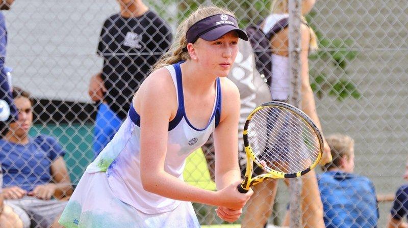 Julie Sappl s'est aisément qualifié pour le deuxième tour.