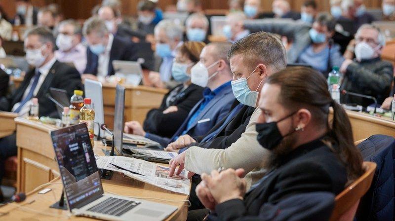 Une «législature horrible» pour l'UDC neuchâteloise