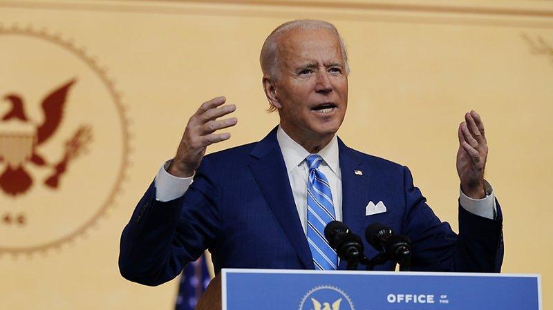 Présidentielle américaine: Joe Biden nomme une équipe de communication entièrement féminine