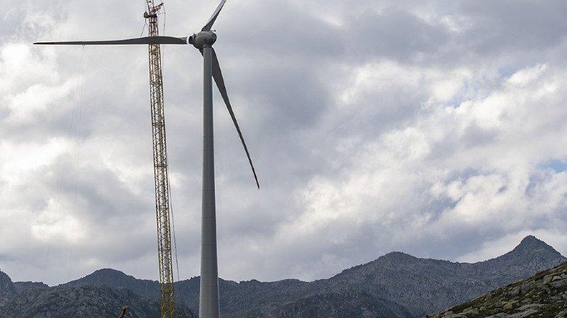 Energie: la Suisse peut atteindre la neutralité climatique d'ici 2050