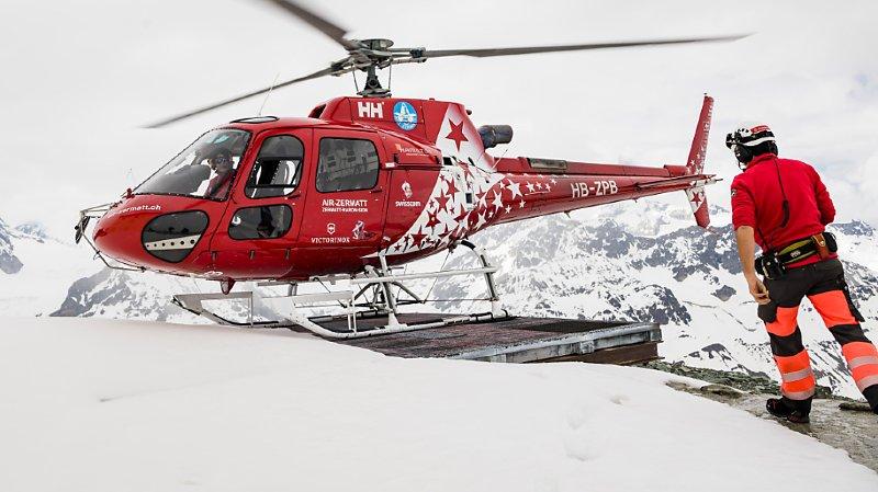 Alpinisme: il y a eu davantage d'accidents de montagne en 2020
