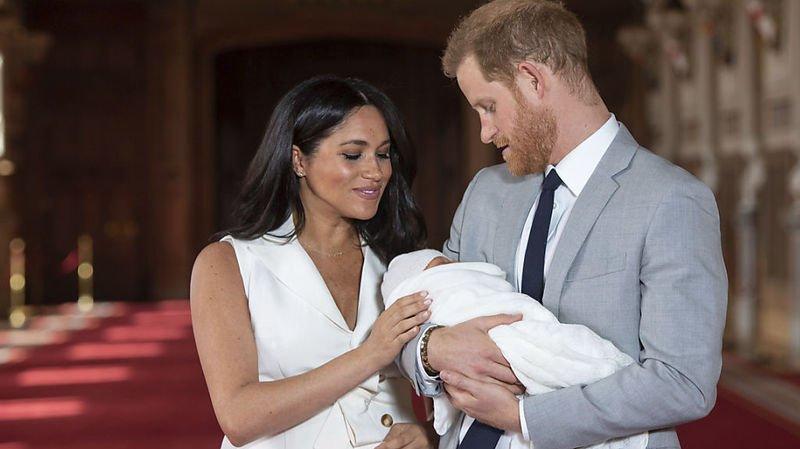Meghan Markle a donné naissance à son premier enfant Archie en 2019.