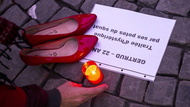 Droits des femmes: les collectifs féministes suisses exigent la révision de la loi sur le viol