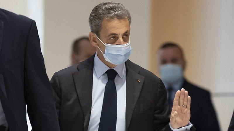 France – procès des «écoutes»: quatre ans de prison dont deux avec sursis requis contre Sarkozy