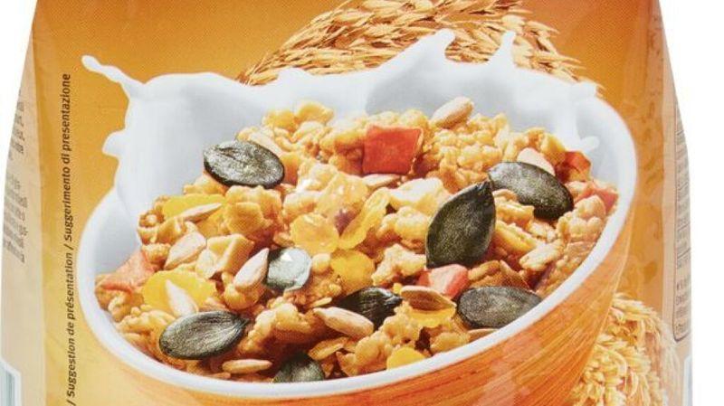 Migros rappelle des céréales Farmer aux graines et aux noix