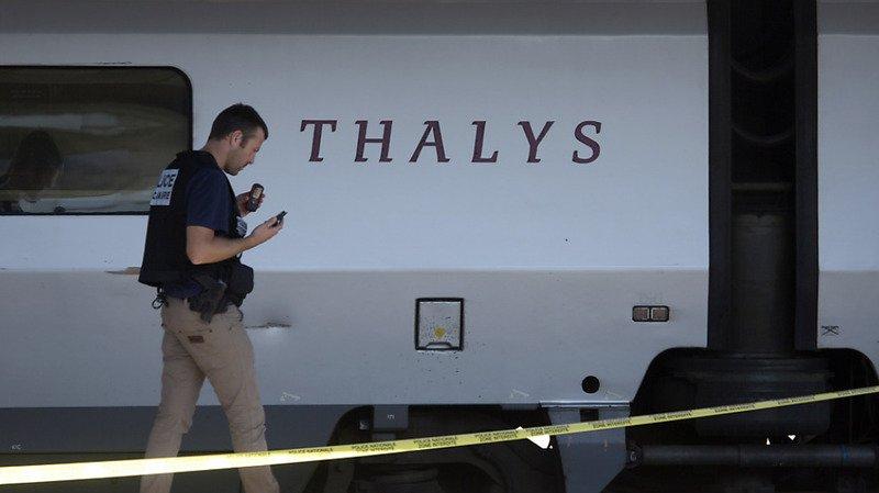 Terrorisme: le tireur de l'attentat déjoué du Thalys condamné à la perpétuité