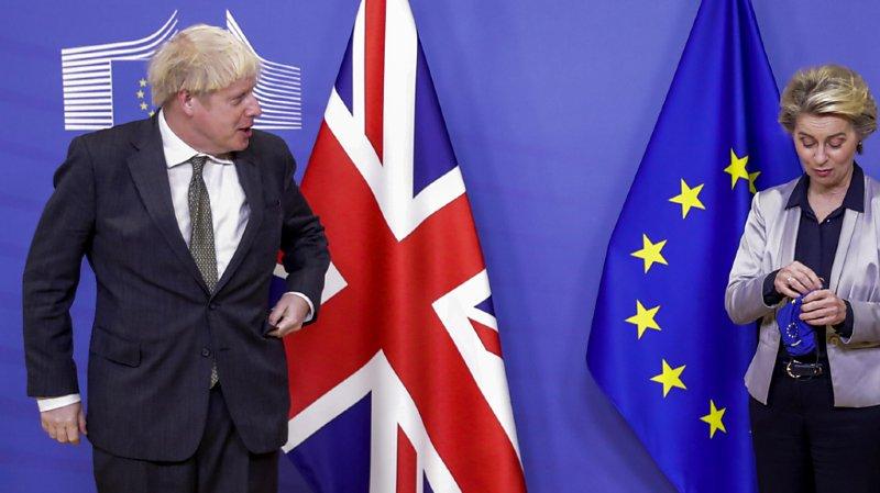 Brexit: Londres et l'UE se donnent jusqu'à dimanche pour prendre une «décision ferme»