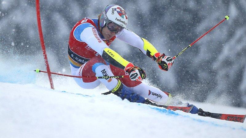 Marco Odermatt remporte le deuxième géant, Alexis Pinturault cinquième — Santa Caterina