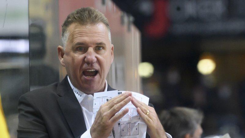 Hockey sur glace: Nachbaur s'en va, Kogler arrive sur le banc du CP Berne