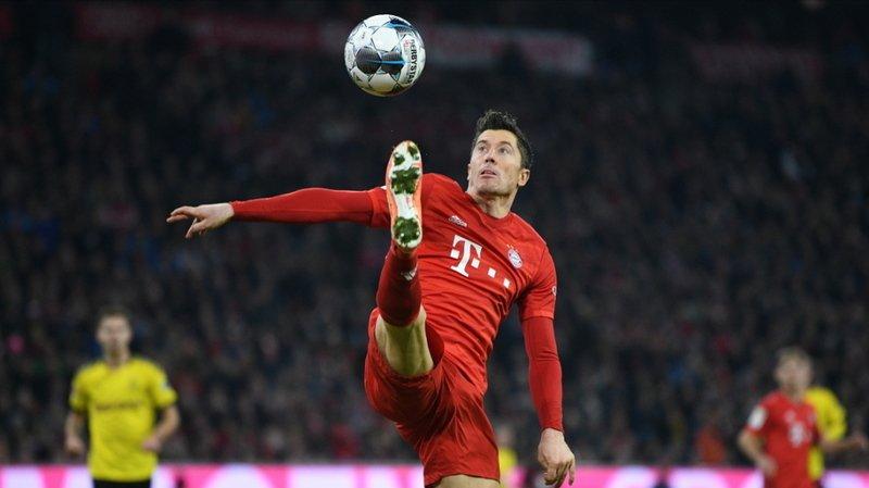 Football: Robert Lewandowski et Lucy Bronze remportent les prix Fifa «The Best» 2020