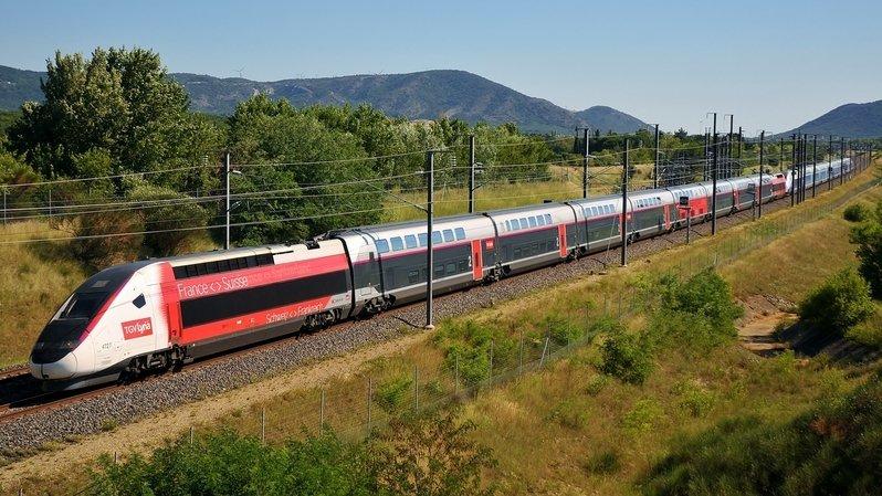 Dès le 13décembre, le TGV pour Paris repassera à Frasne