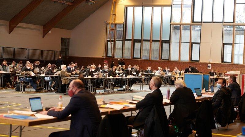 Covid-19: le Grand Conseil fait des gestes financiers
