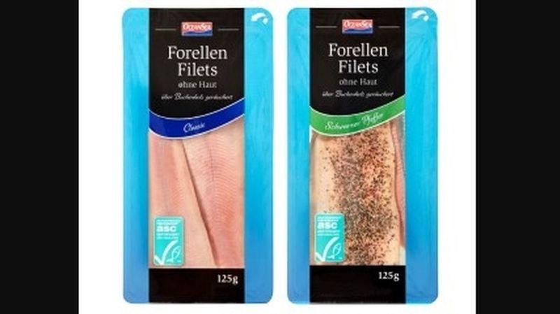 Rappel de produits: des listérias dans des filets de truite vendus chez Lidl