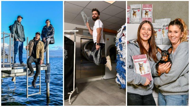 Neuchâtel: Ils sont jeunes, passionnés et ils ont osé lancer leur entreprise