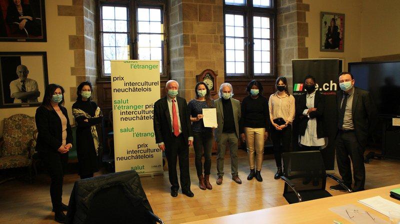 Lutte contre le racisme: le prix Salut l'étranger décerné à une association neuchâteloise