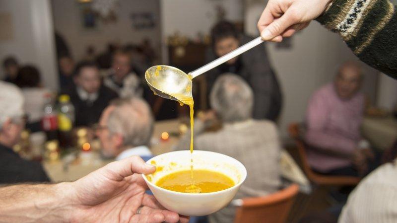 Le restaurant Caritas relance ses déjeuners solidaires
