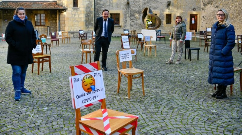 Le Conseil d'Etat neuchâtelois ouvre la porte aux revendications des cafetiers restaurateurs