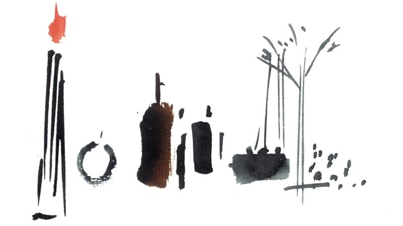 Artiste et galeriste, Guy de Montmollin expose ses dessins à Cortaillod