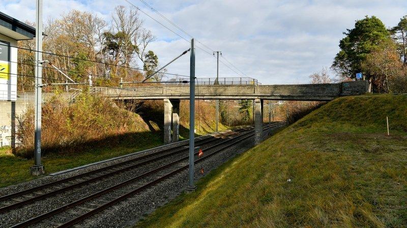 Un pont routier entre Boudry et Bôle sera démoli, puis reconstruit