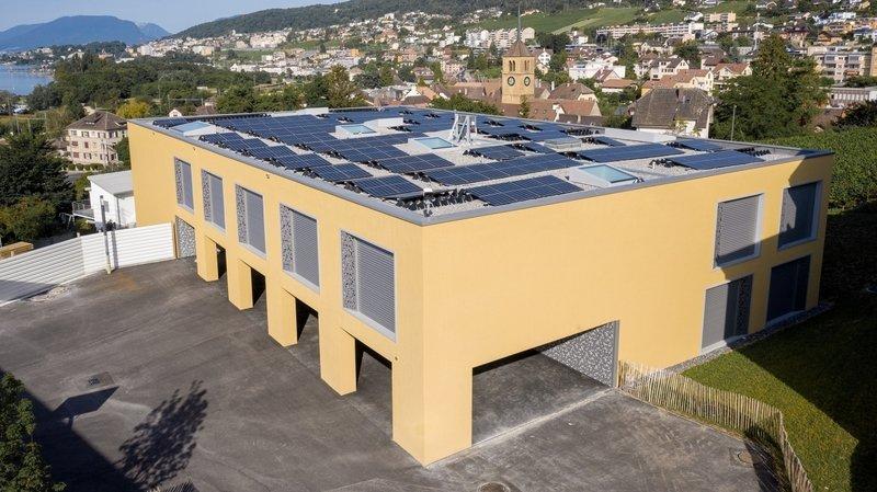 Saint-Blaise: Eli10 investit dans le photovoltaïque avec l'installation de 580 panneaux solaires