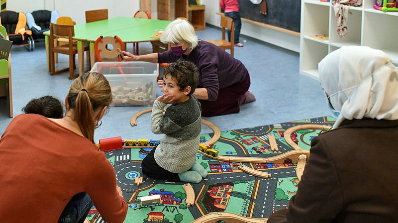 La Chaux-de-Fonds: malgré les aléas, Recif apporte son soutien aux femmes migrantes et à leurs enfants