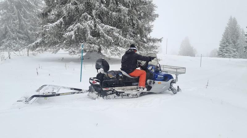La Chaux-de-Fonds: c'est parti pour la saison de ski de fond!