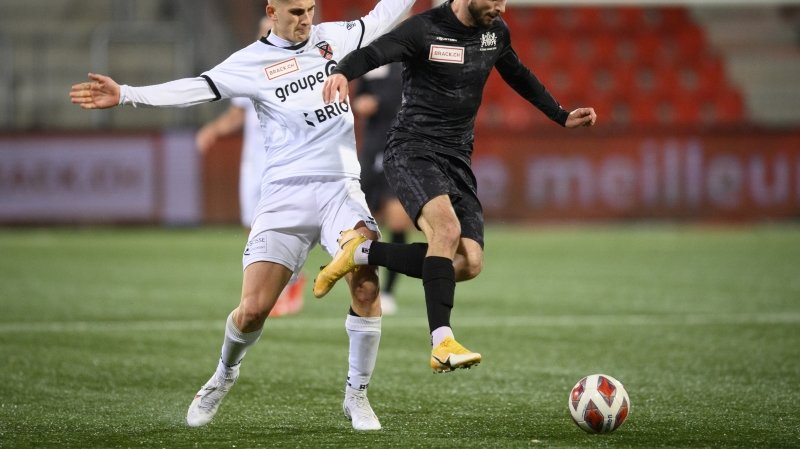 Challenge League: Neuchâtel Xamax joue mieux mais perd encore