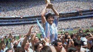 Football: Diego Maradona est mort