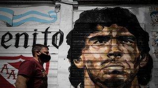 Carnet noir: Diego Armando Maradona, icône du football et de tous les excès