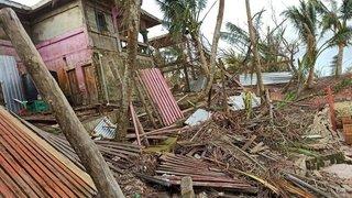Nicaragua: très lourd bilan après le passage de deux ouragans