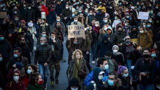 France – photographe de l'AFP blessé samedi: enquête interne de la police