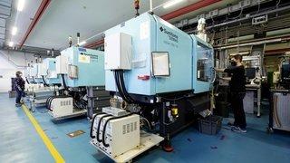 Suisse: les usines de machines ont dû s'adapter à la pandémie